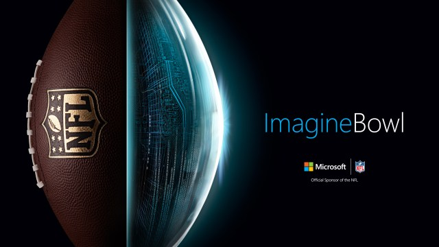 microsoft is giving away tickets to the imagine bowl fan experience