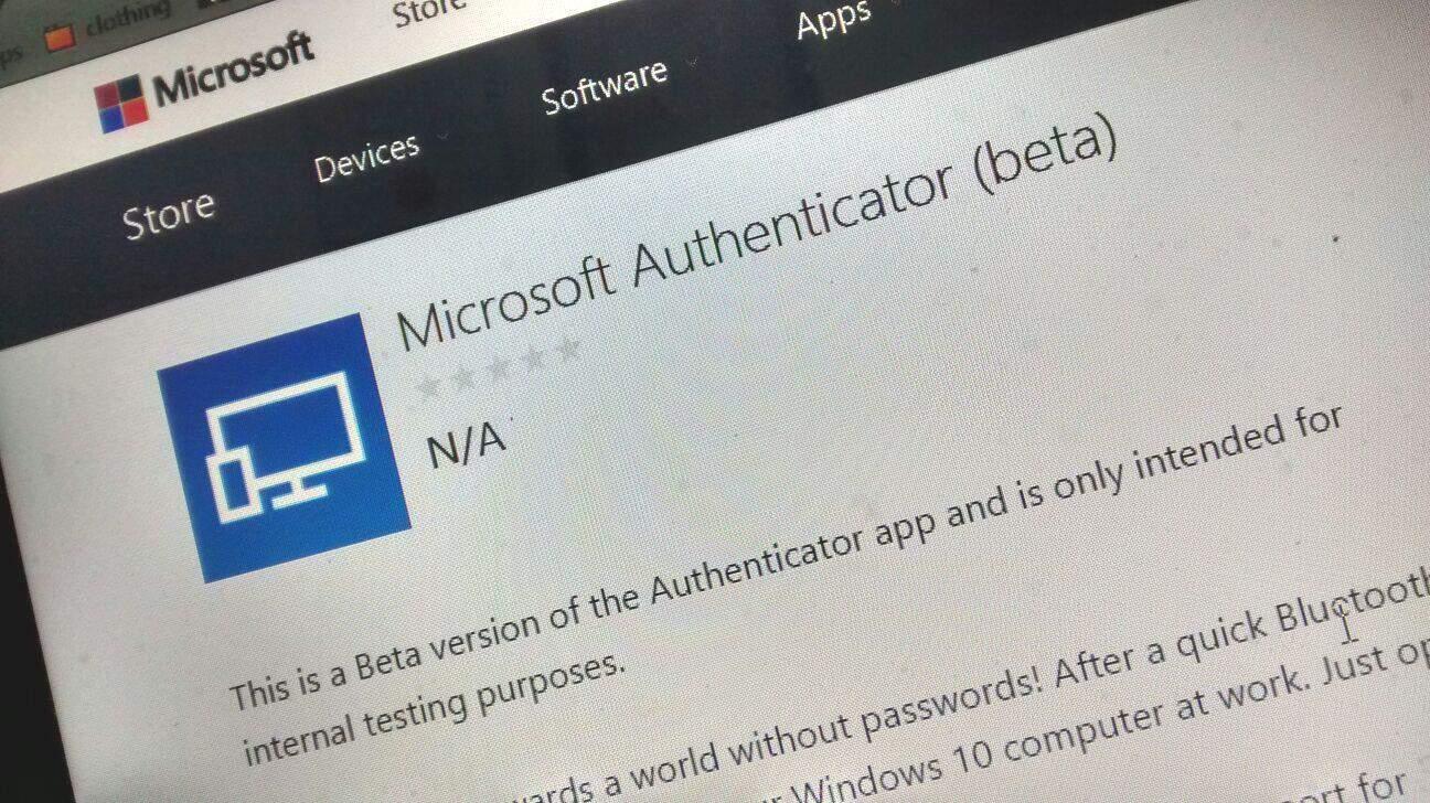 Microsoft Authenticator app updated, bringing 2FA to Google