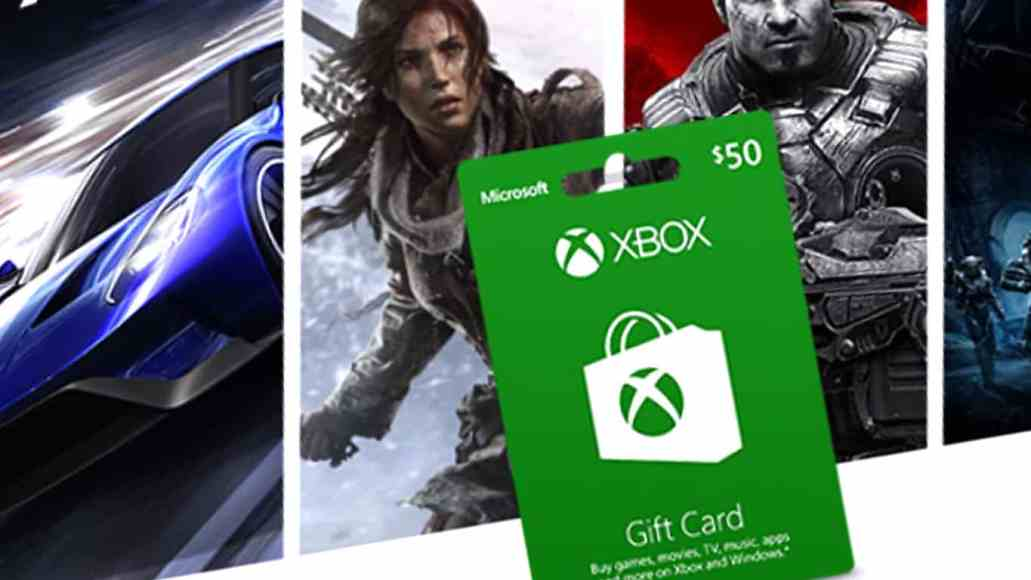 Some Xbox 360 owners can now send digital gift cards directly from