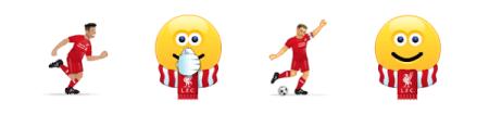 Liverpool FC Skype Emoticons