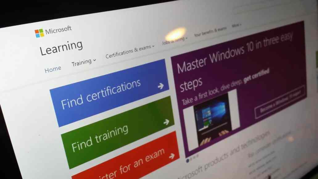 Microsoft Streamlines Mcse And Mcsd Certifications Eliminates