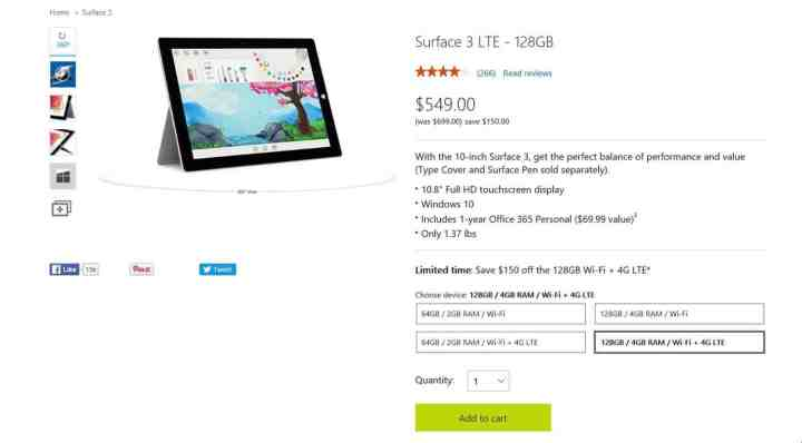 surface 3 deal 2