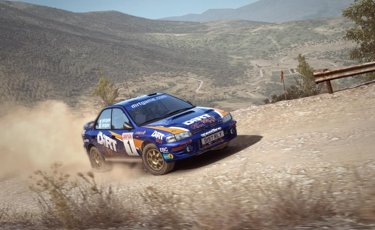 DiRT Rally on Xbox One