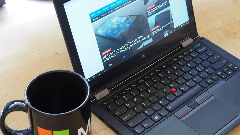 Lenovo ThinkPad Yoga 260 Main Image