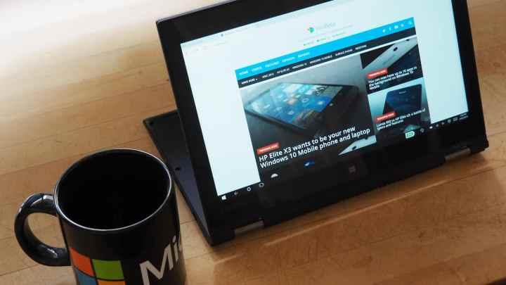 Lenovo ThinkPad Yoga 260 Presentation Mode