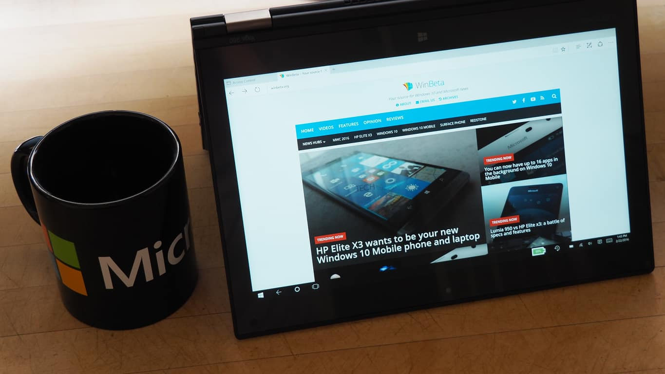 Lenovo ThinkPad Yoga 260 Review: a well-built Windows 10 device