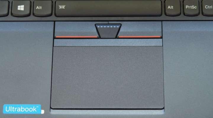 Lenovo ThinkPad Yoga 260 Touchpad