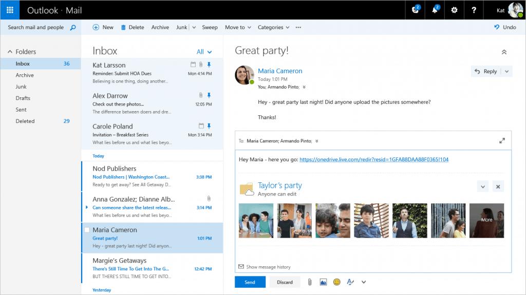 New Outlook.com 1