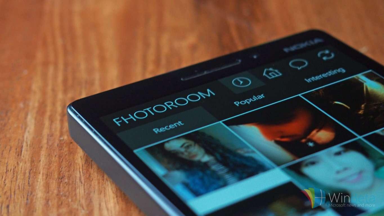 fhotoroom windows phone