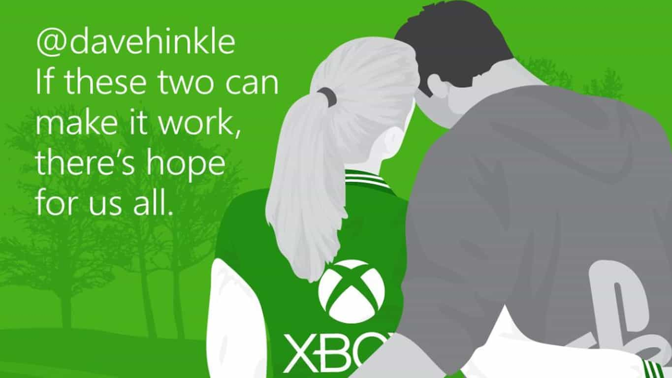 """""""Love doesn't know boundaries"""" Xbox One and PS4 Couple"""