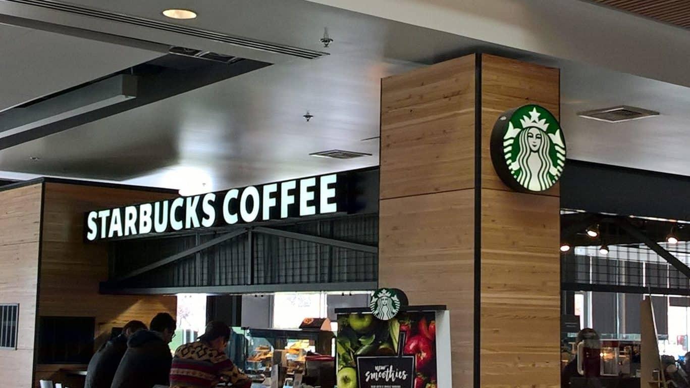 Starbucks Windows Phone App