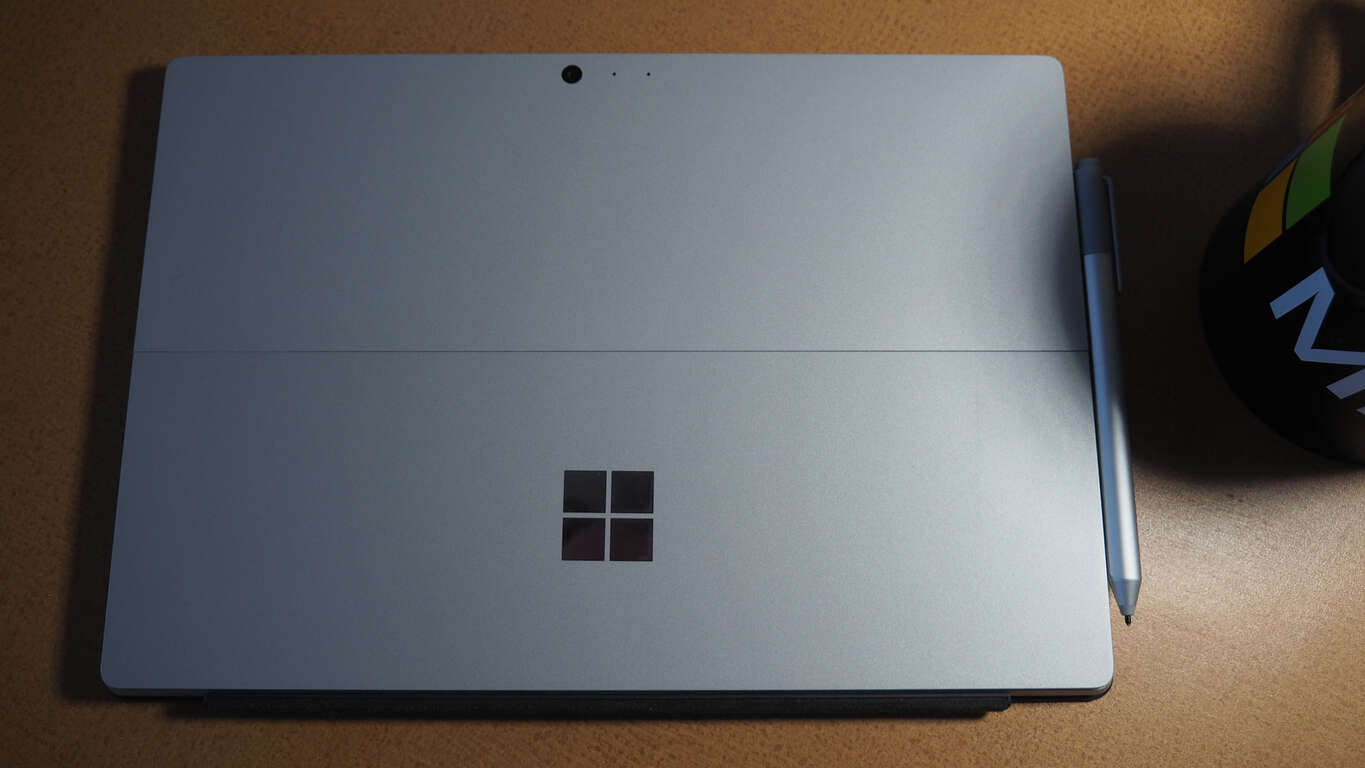 Surface Pro 4 Back