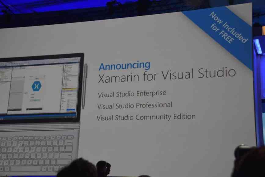 Xamarin announces new Release candidate for cross platform