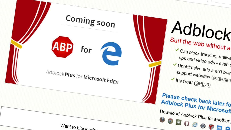 adblocker microsoft edge