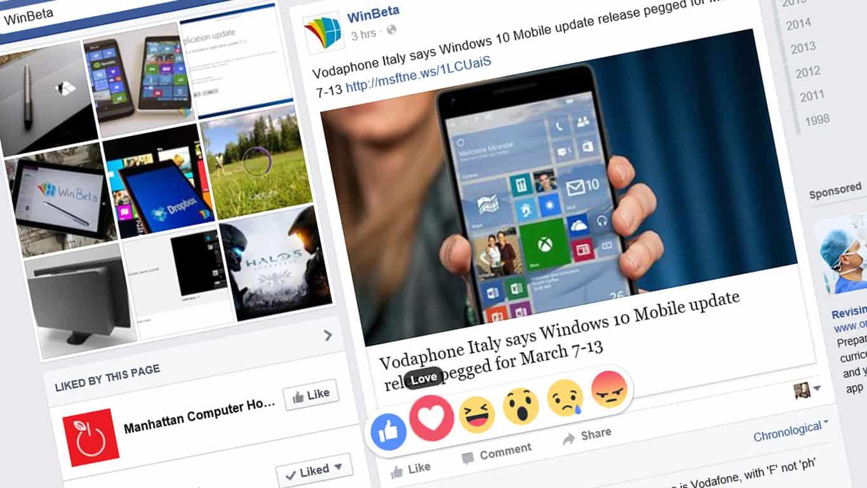Facebook's New Emoji