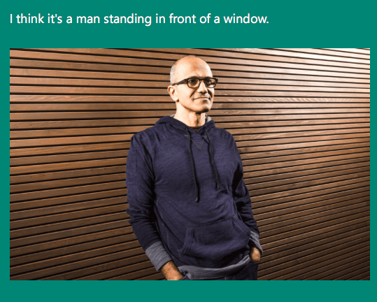 It's an unedited picture taken from Microsoft's website.
