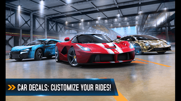 Asphalt 8 airborne picks up an update with new cars and more