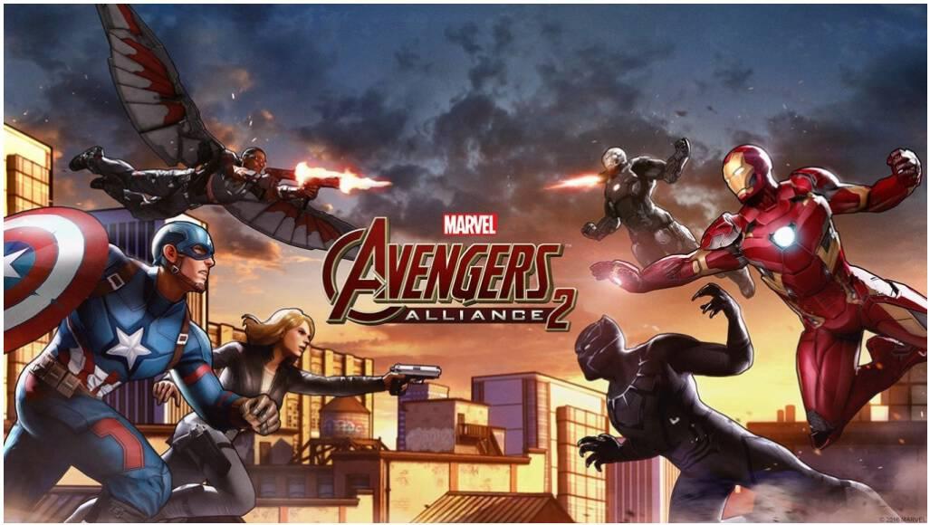 Avengers: Alliance 2