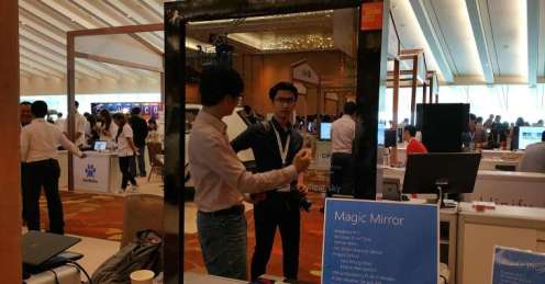 The first look at Microsoft's Magic Mirror