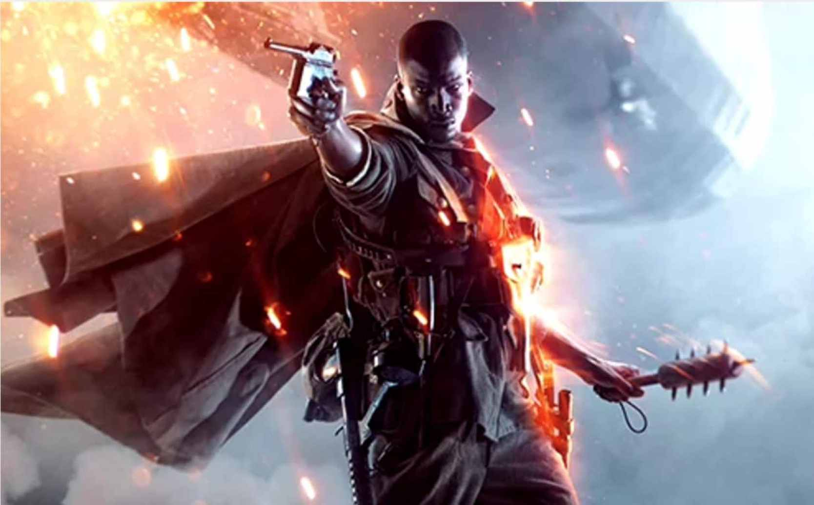 The Battlefield 5 image posted on the Xbox Store
