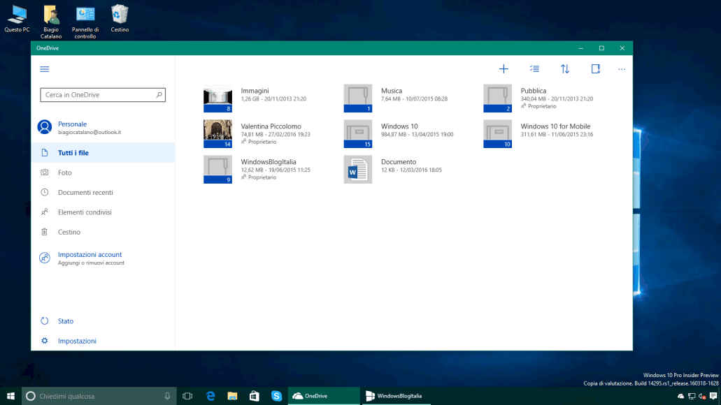 Here's your chance to play around with the upcoming OneDrive