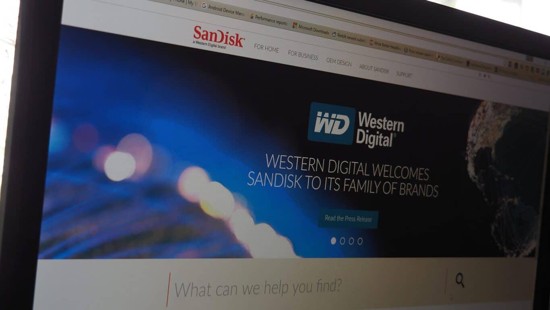 Western Digital SanDisk