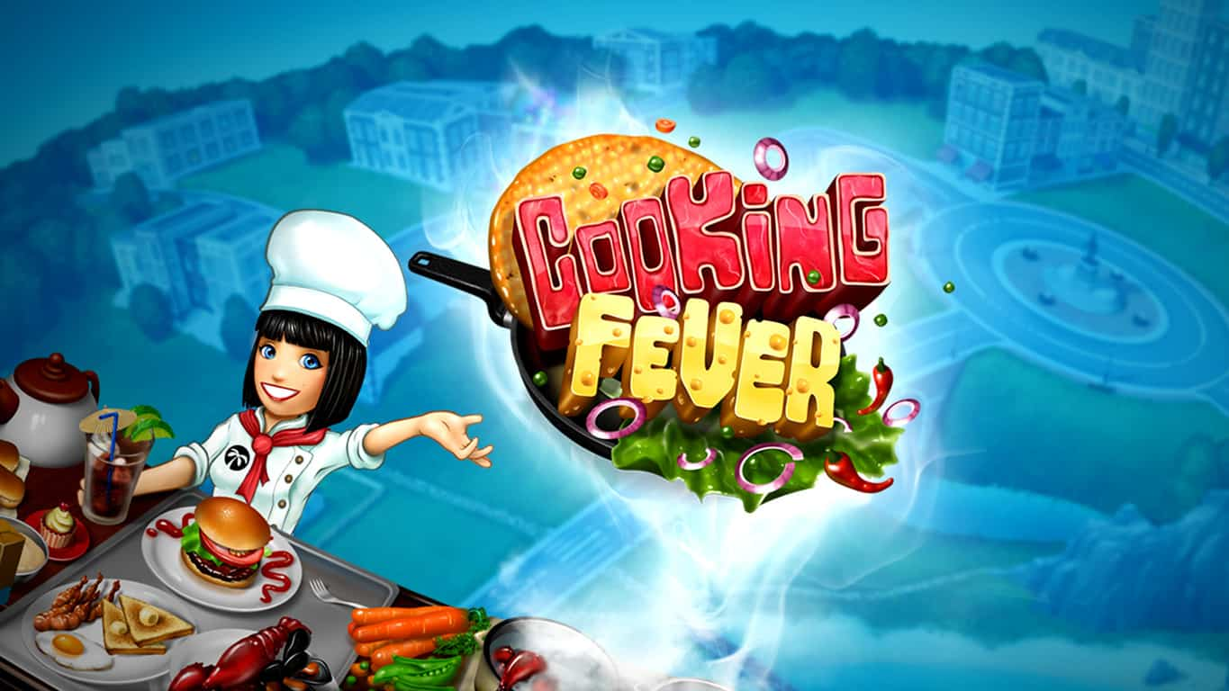 Cooking Fever on Windows 10