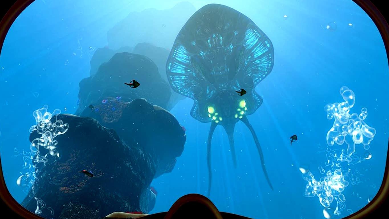 Subnautica on Xbox One