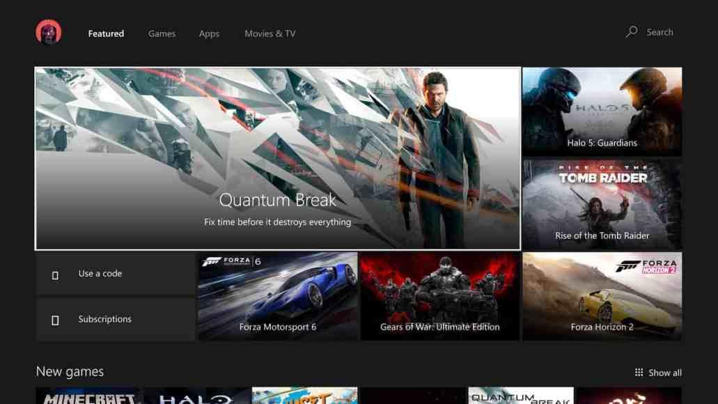 Microsoft, Store, WIndows, Windows 10, Xbox, Xbox One