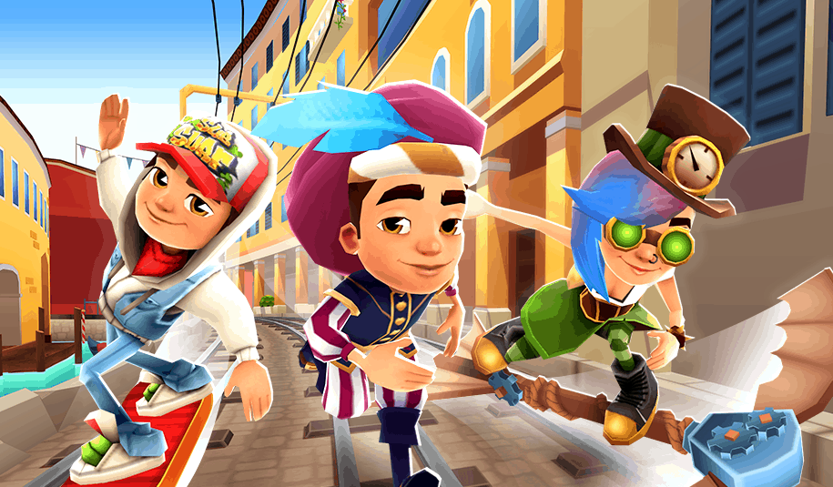 Subway Surfers Updated On Windows 10 Mobile With Addition Of