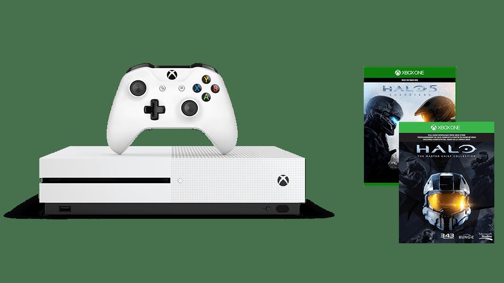 Xbox One S, Halo, Halo 5 Guardians