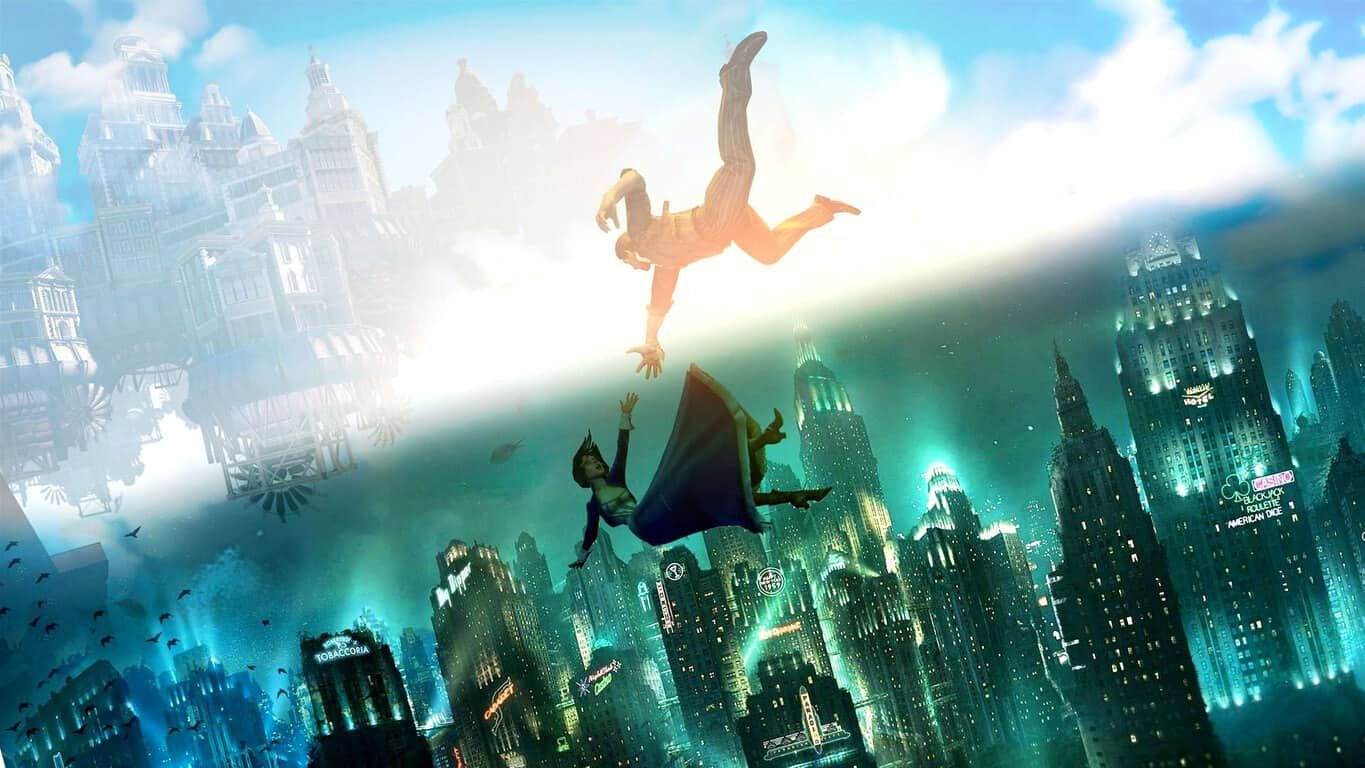 BioShock The Collection on Xbox One