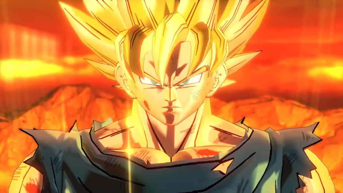 Dragon Ball Xenoverse 2 on Xbox One