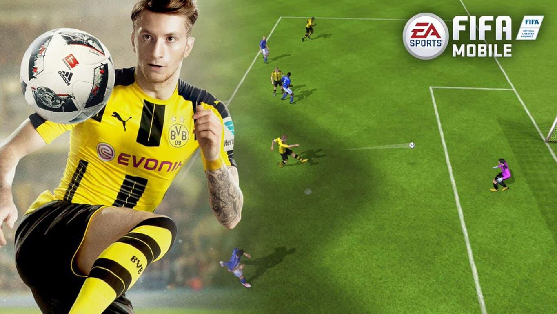 FIFA Mobile App on Windows 10 Mobile