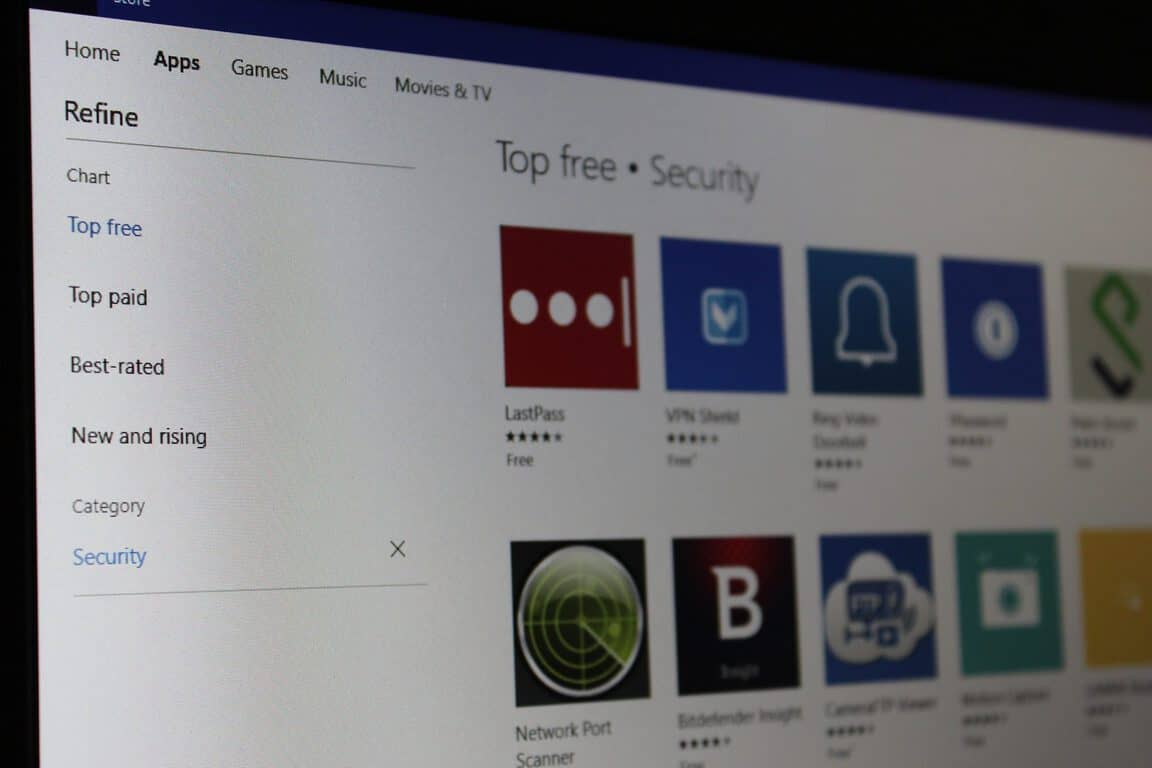 5 popular security apps for Windows 10 OnMSFT com