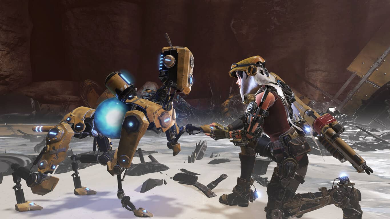 ReCore on Xbox One and Windows 10