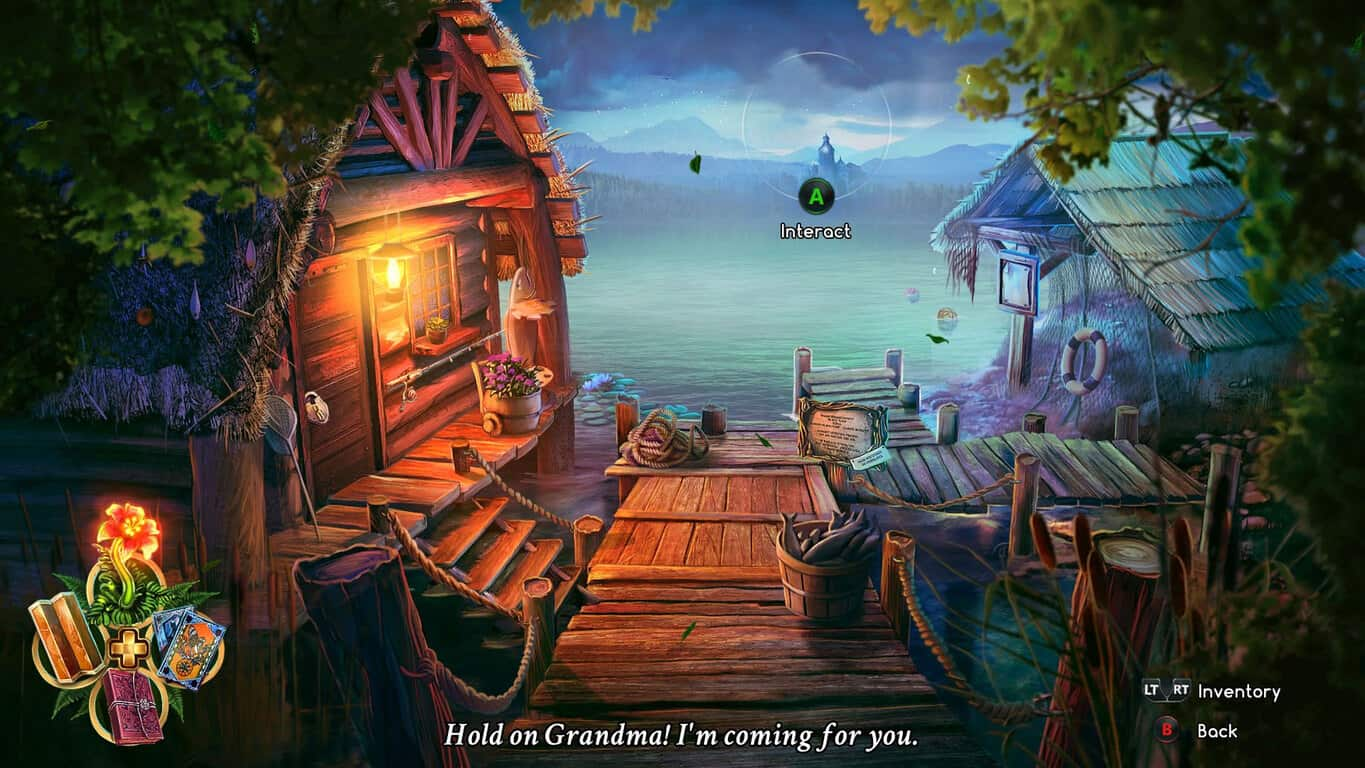 Eventide: Slavic Fable on Xbox One
