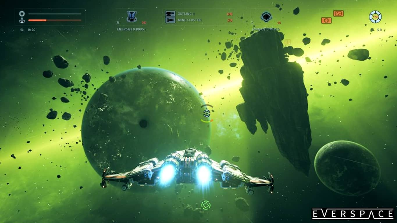 Everspace on Xbox One