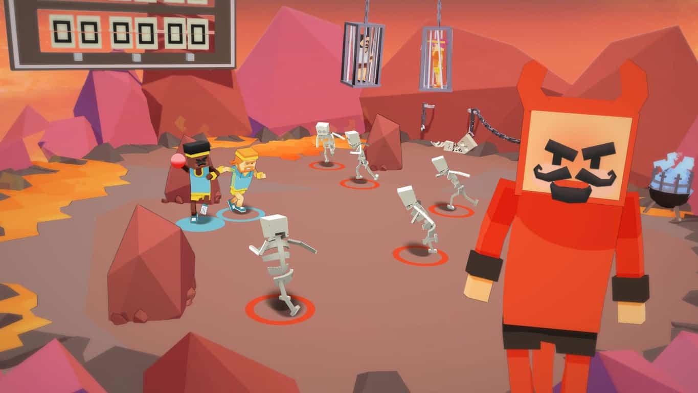 Stikbold! A Dodgeball Adventure on Xbox One