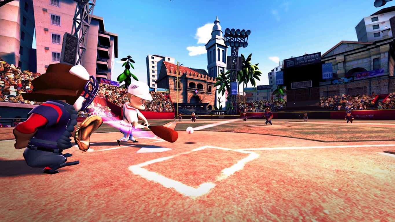 Super Mega Baseball on Xbox One