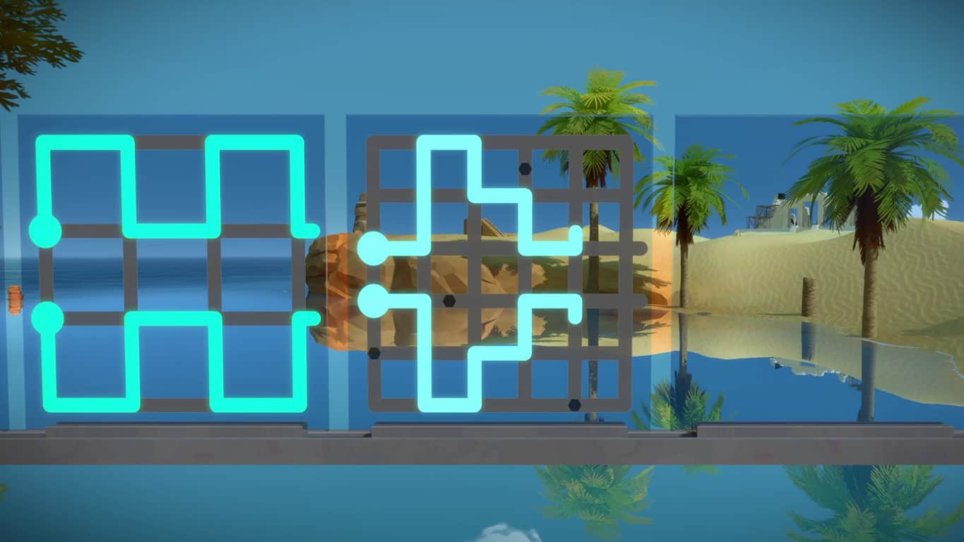 The Witness on Xbox One