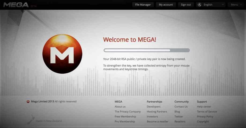 """MEGA is working on a Universal Windows 10 app, coming """"ASAP"""" OnMSFT com"""