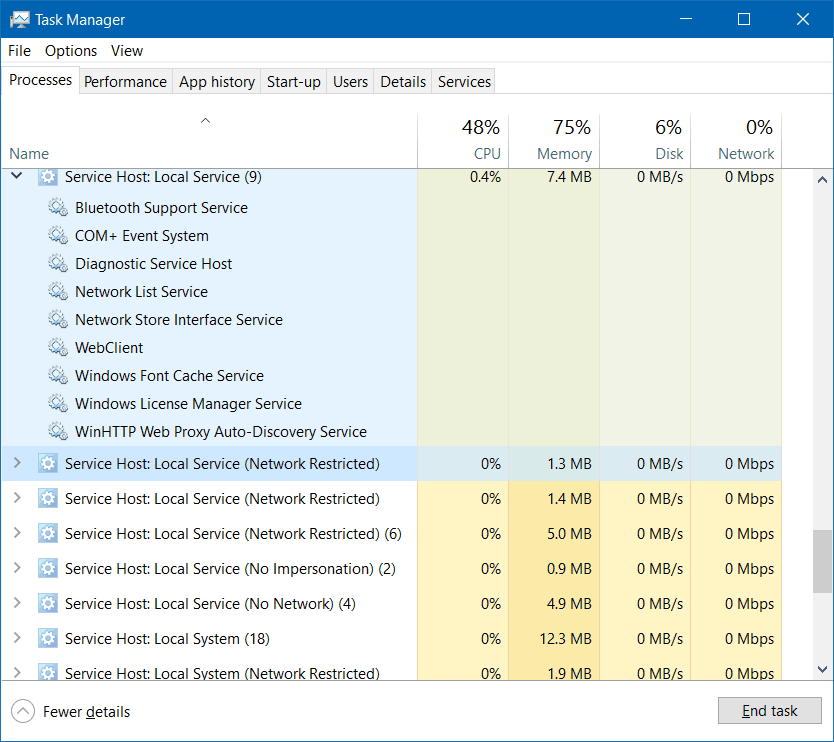 task-manager-windows-10-svchost