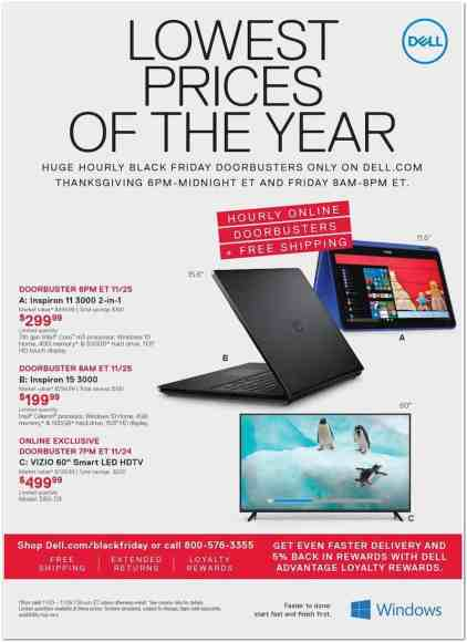 Dell, Black Friday, Deals, Xbox One S