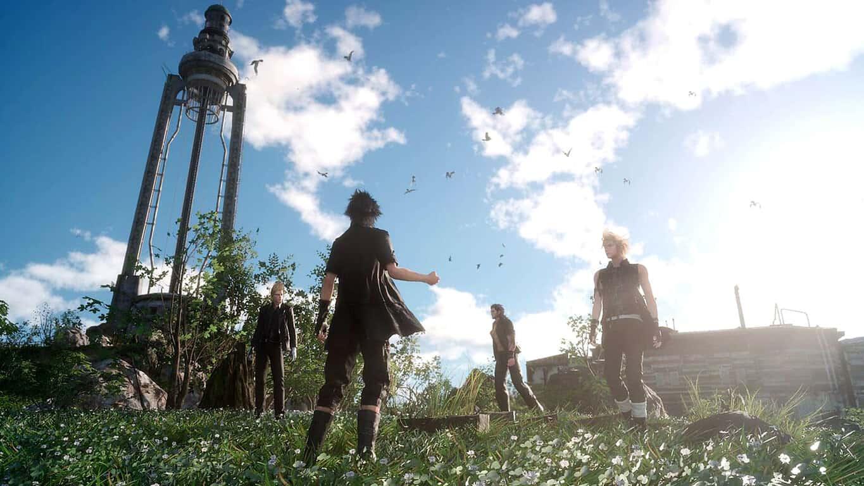 Final Fantasy XV on Xbox One