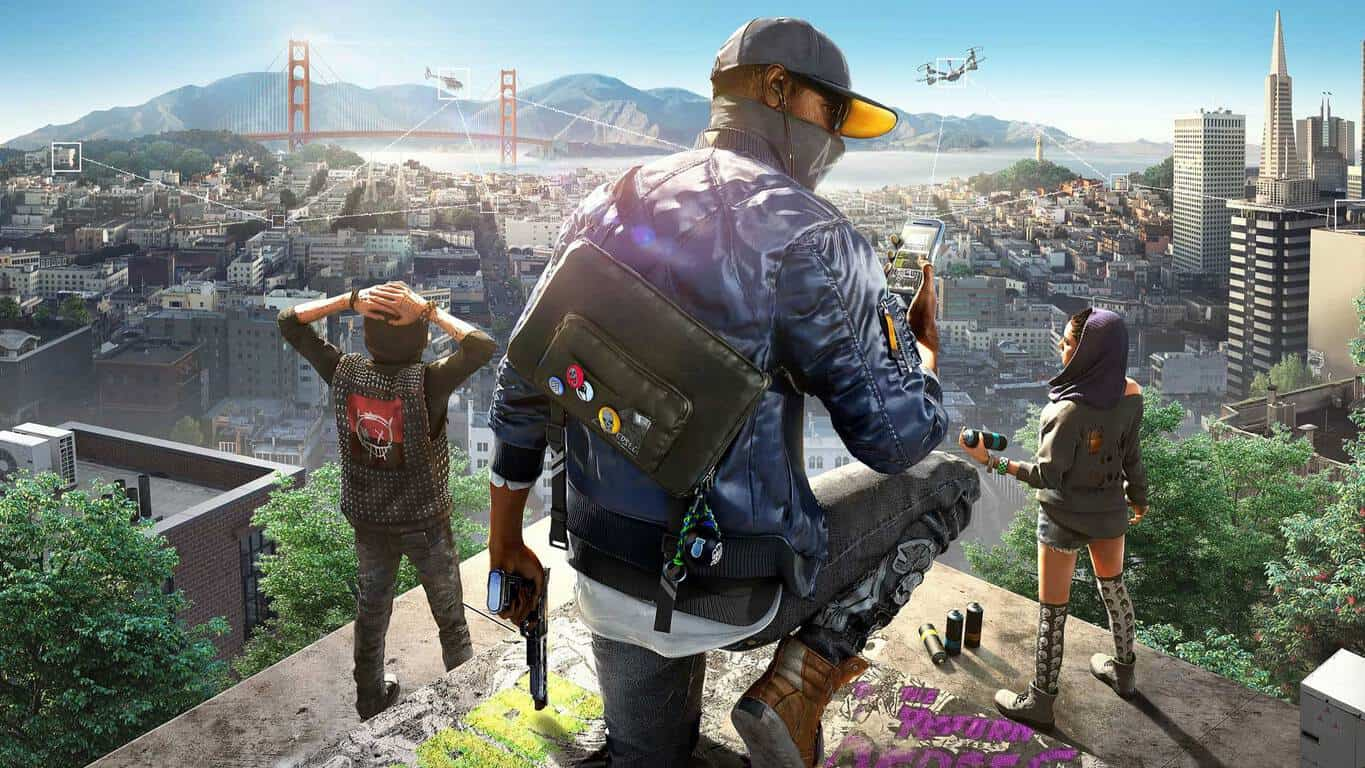 Watch Dogs 2 on Xbox One