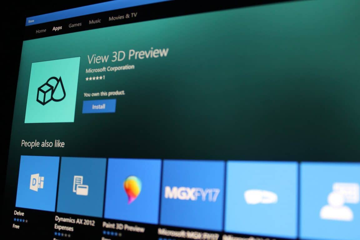 Microsoft releases a Windows 10 3D Preview app, lets you see your 3D