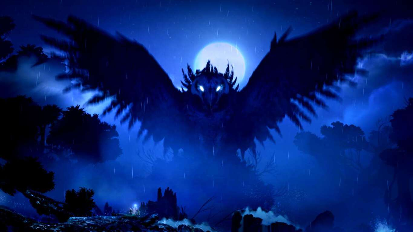 Ori and the Blind Forest: Definitive Edition on Windows 10 and Xbox One