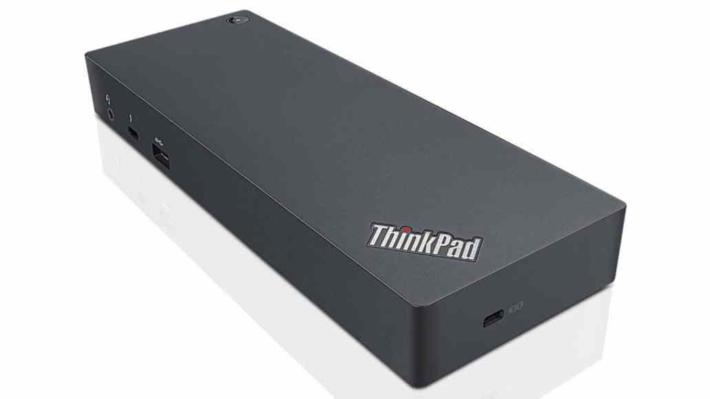 ThinkPad Thunderbolt 3 Dock
