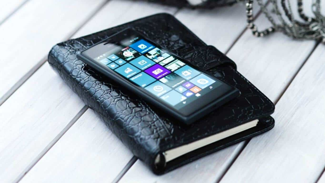 Windows Phone and Purse